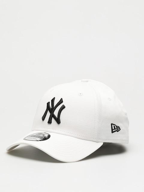 Šiltovka New Era League Basic New York Yankees ZD (white)