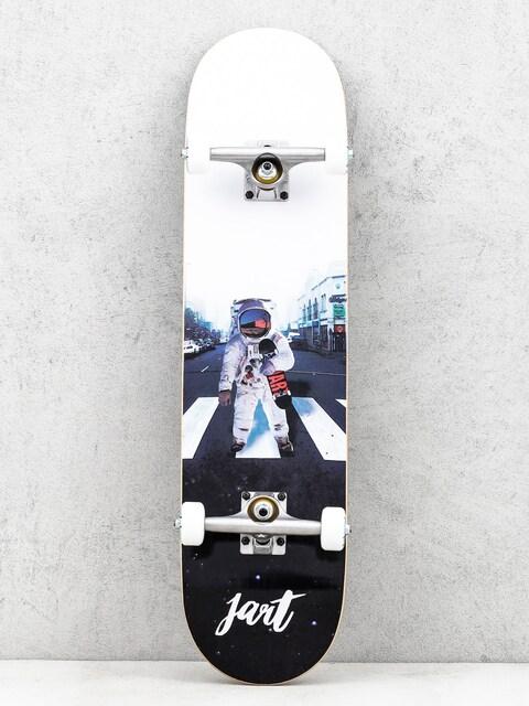 Skateboard Jart Metropolitan (white/black)