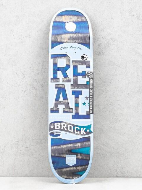 Doska Real Brock Spctrm Lwpr (light blue)