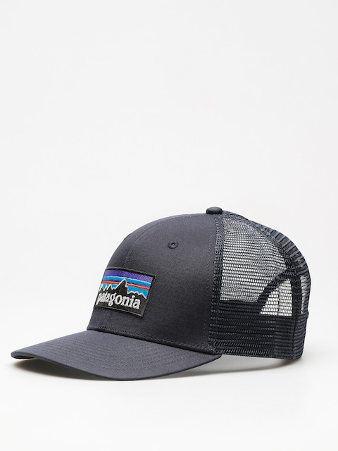 Šiltovka Patagonia P6 Logo Trucker ZD (navy blue w/navy blue)