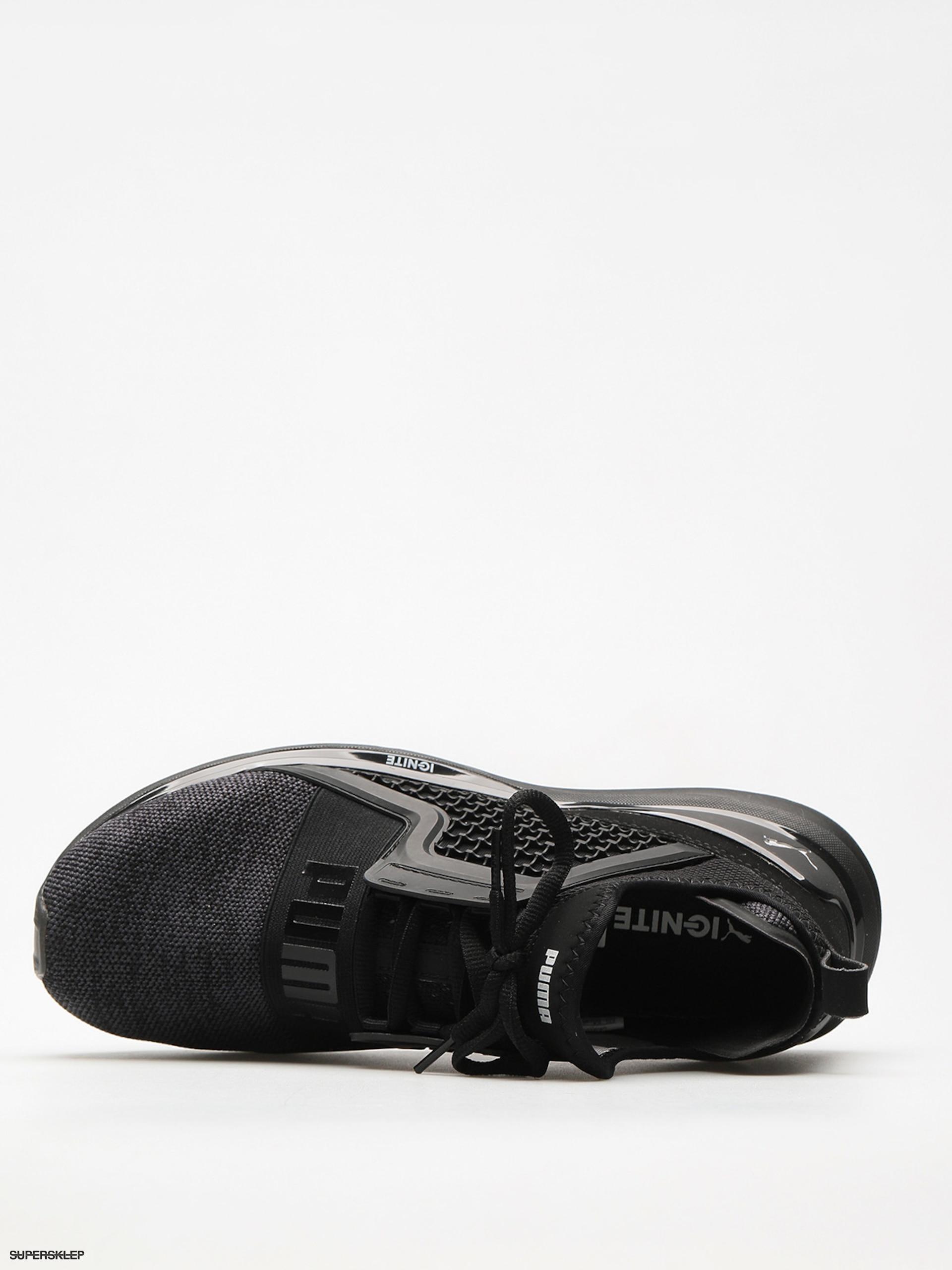 Topánky Puma Ignite Limitless Knit (puma black puma silver) 5453da24d56