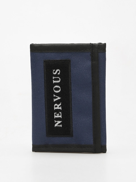 Peňaženka Nervous Patch (navy)