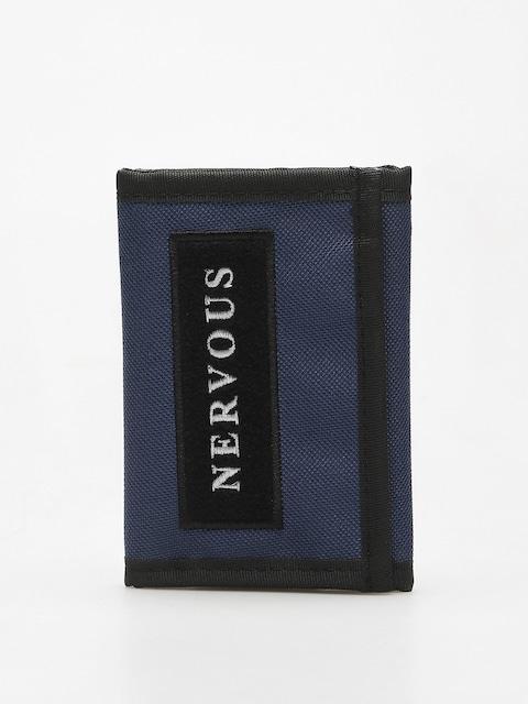 Peňaženka Nervous Patch (navy)