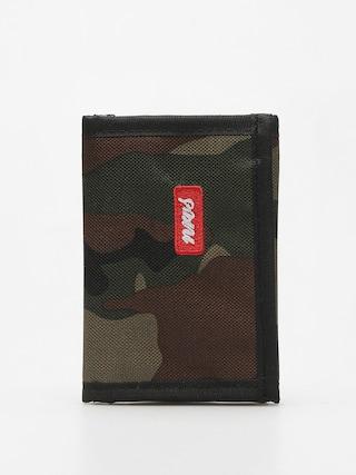 Peňaženka Nervous Script (camo)
