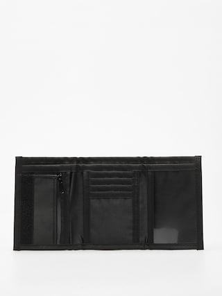 Peňaženka Nervous Script (maroon)