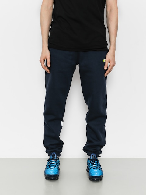 Nohavice Prosto Sweatpants Vigor Drs (night blue)