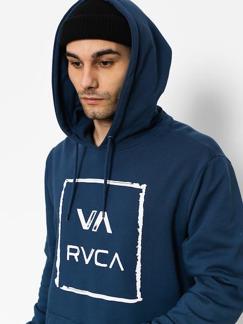 Mikina s kapucňou RVCA  Va All The Way HD