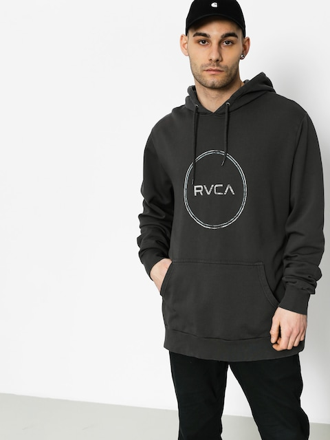 Mikina s kapucňou RVCA  Rvca Motors HD