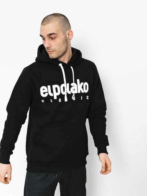 Mikina s kapucňou El Polako Classic Logo HD