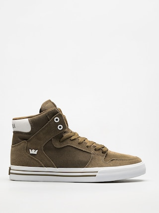 Topánky Supra  Vaider (olive white)