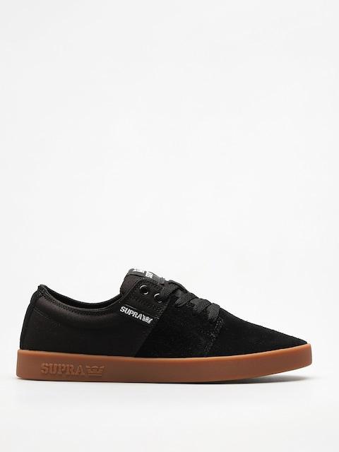 Topánky Supra  Stacks II (black gum)