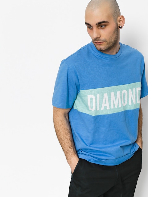 Tričko Diamond Supply Co. Elliot (blue)