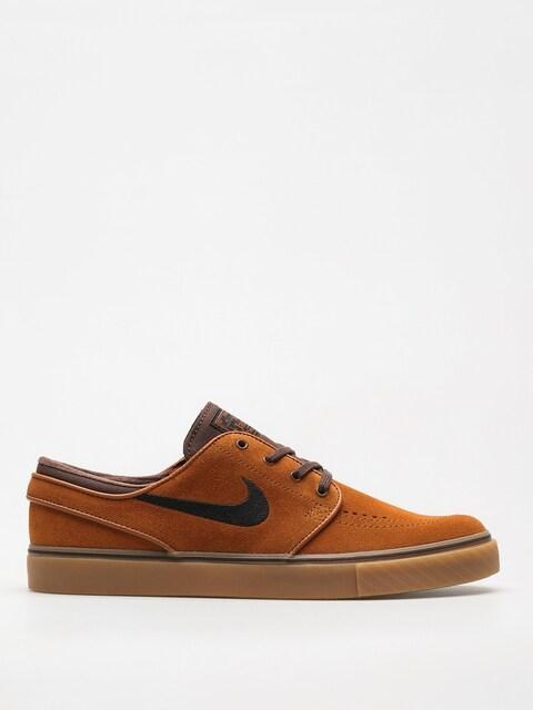 Topánky Nike SB Zoom Stefan Janoski (hzlnt/blk brq/brwn gm/lght brw)