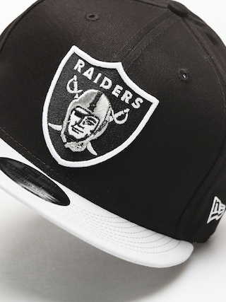 Šiltovka New Era Nfl 950 Cotton Bl Oakland Raiders ZD (black/gray)