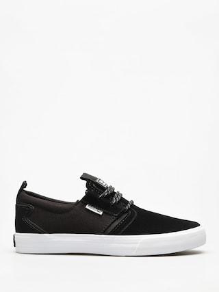 Topánky Supra Flow (black/black white)