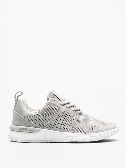 Topánky Supra Scissor (lt grey white)