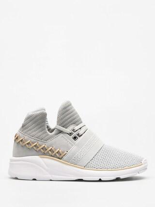 Topánky Supra Catori Wmn (lt grey white)
