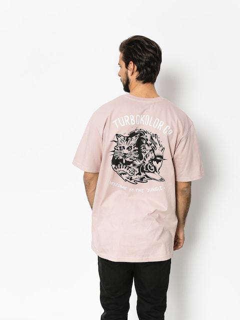 Tričko Turbokolor Shaka (pink)