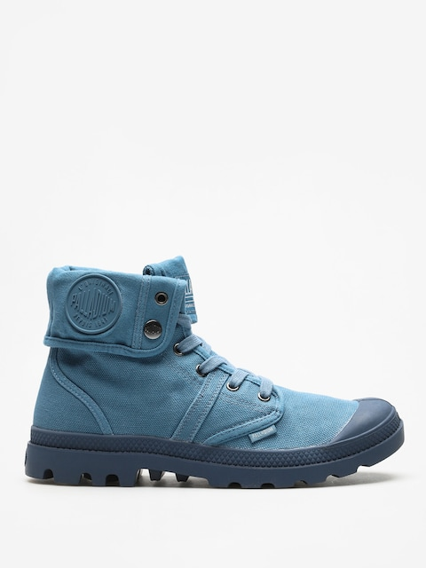 Topánky Palladium Pallabrouse Baggy (captain's blue/captain blue)