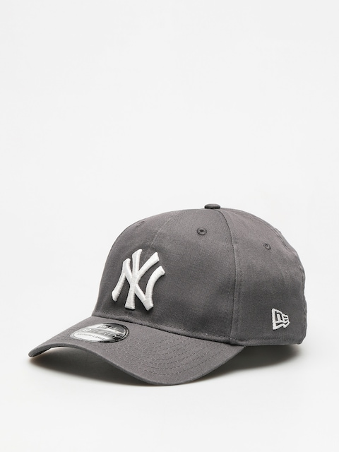 Šiltovka New Era Washed 39Thirty New York Yankees ZD (graphite/optic white)