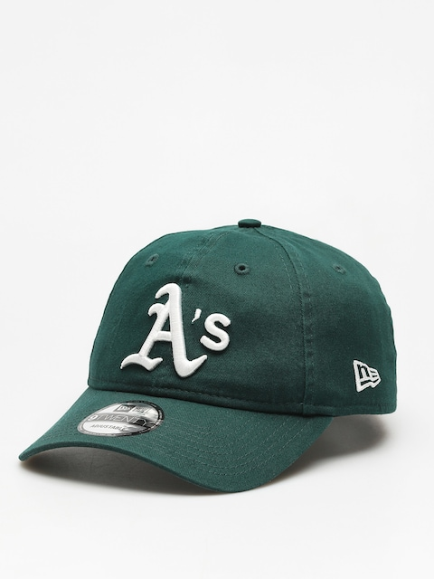 Šiltovka New Era Team Unstructured Wash Oakland Athletics ZD (dark green)