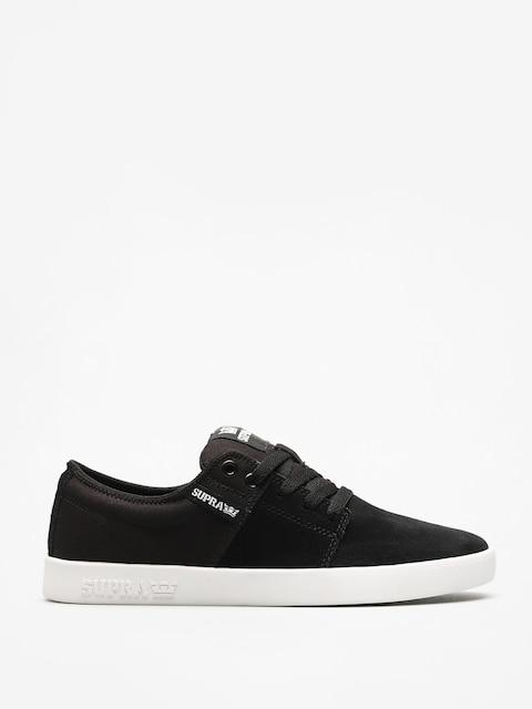 Topánky Supra Stacks II (black/grey white)