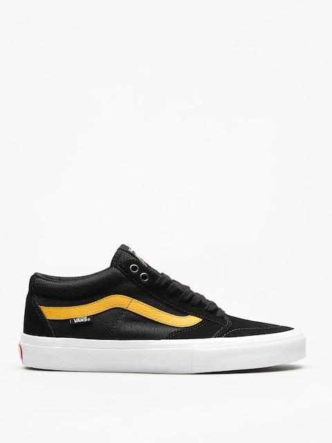 Topánky Vans Tnt Sg (black/tawny/olive)