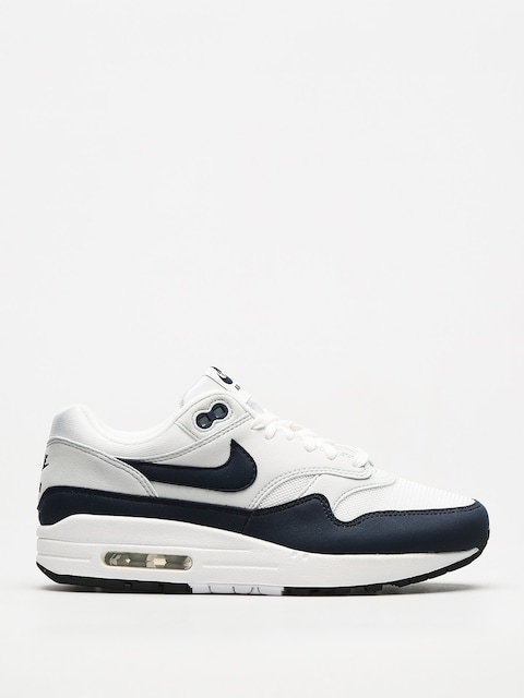 Topánky Nike Air Max 1 Wmn (white/obsidian pure platinum black)
