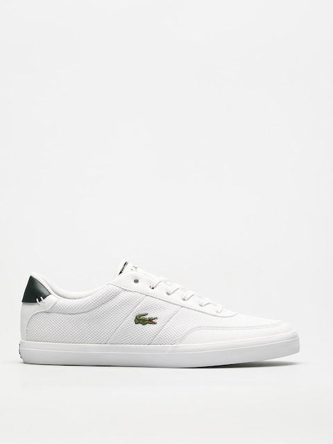 Topánky Lacoste Court Master 118 3 (white/dark green)
