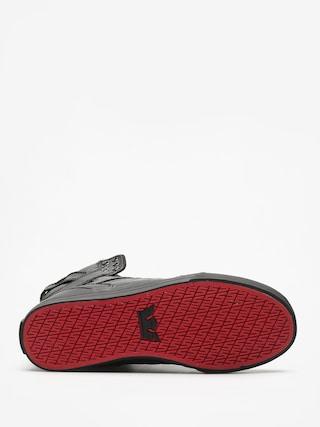 Topánky Supra Skytop (black/black red) <br />