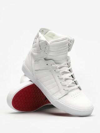 Topánky Supra Skytop (white/white red white) <br />
