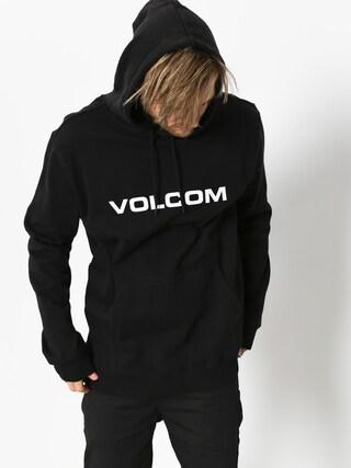 Mikina s kapucňou Volcom Imprint HD (blk)