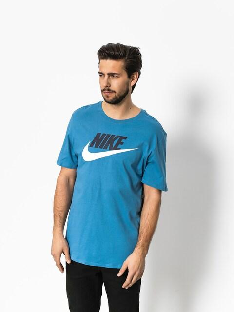 Tričko Nike Futura Icon (aegean storm/white)