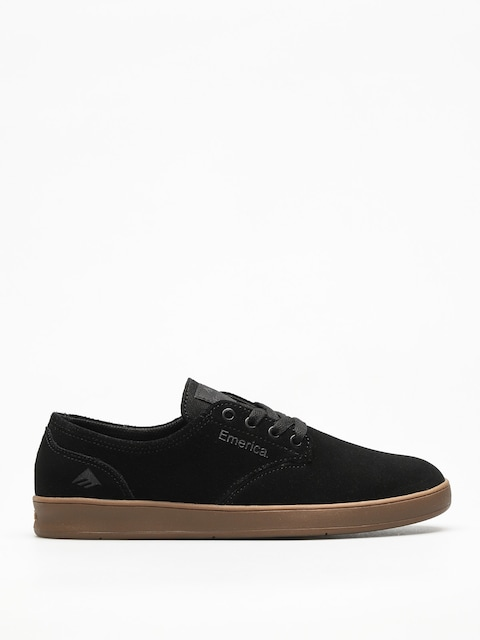 Topánky Emerica The Romero Laced (black/charcoal/gum)