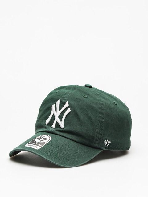 Šiltovka 47 Brand New York Yankees ZD (dark green)