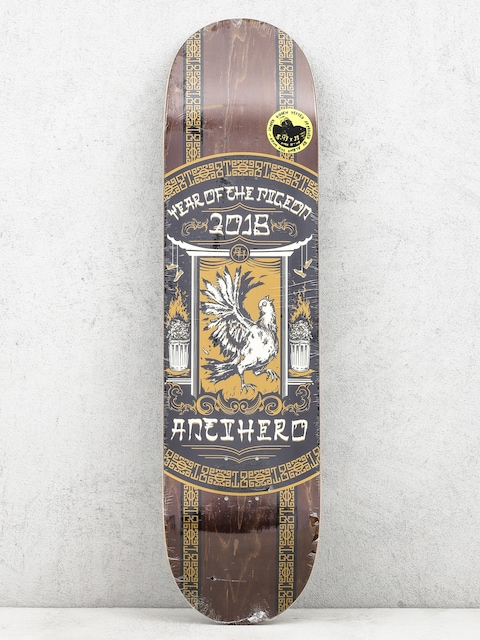 Doska Antihero Year Of The Pigeon (brown)