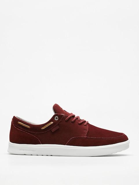Topánky Etnies Dory Sc (burgundy/tan/white)
