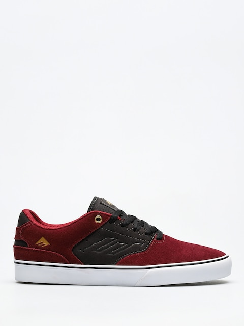 Topánky Emerica The Reynolds Low Vulc (red/grey)