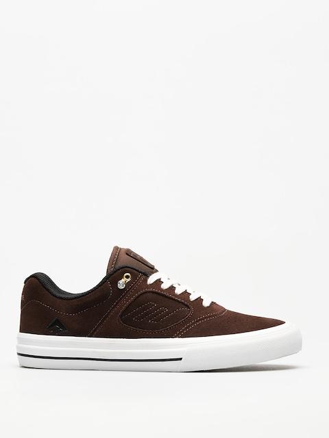 Topánky Emerica Reynolds 3 G6 Vulc (brown/white)