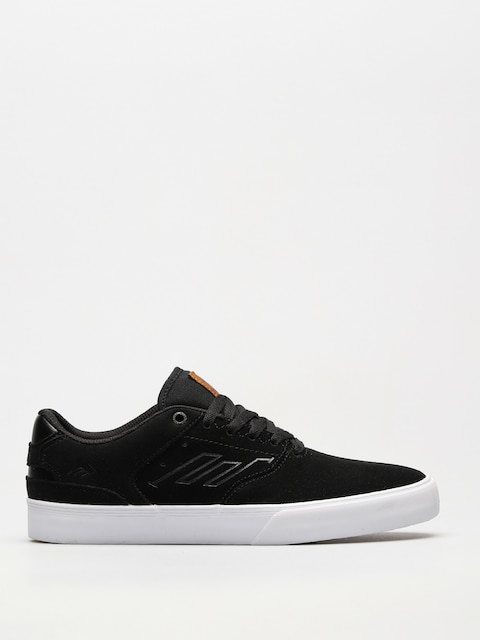 Topánky Emerica The Reynolds Low Vulc (black/brown)