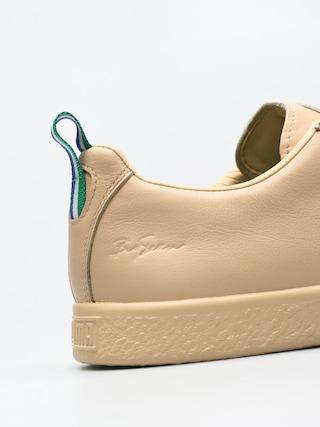 Topánky Puma Clyde Big Sean (natural vachett)