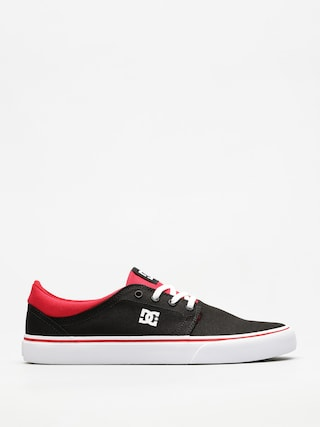 Topánky DC Trase Tx (black/athletic red/black)
