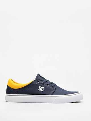 Topánky DC Trase Tx (navy/yellow)
