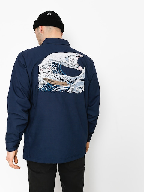 Bunda RipNDip Great Wave Military (navy blue)