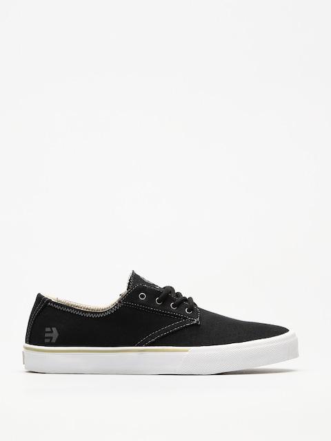 Topánky Etnies Jameson Vulc Ls (black/white/grey)