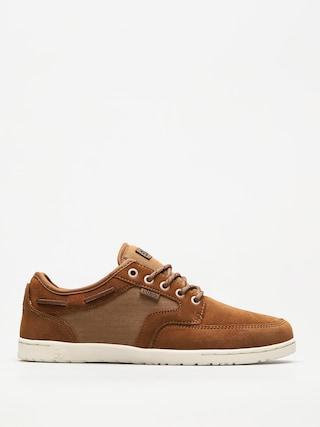 Topu00e1nky Etnies Dory (brown/navy)