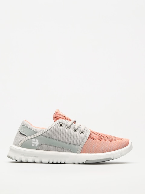 Topánky Etnies Scout Yb Wmn (grey/red)