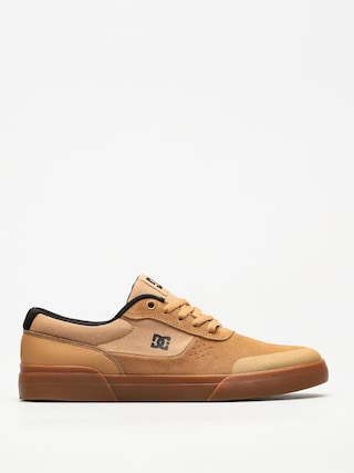 Topánky DC Switch Plus S (brown/gum)