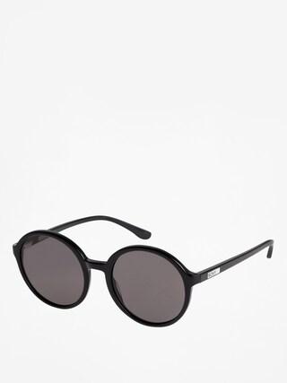 Slneu010dnu00e9 okuliare Roxy Blossom Wmn (shiny black/grey)