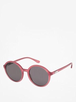 Slneu010dnu00e9 okuliare Roxy Blossom Wmn (shiny rasberry/grey)
